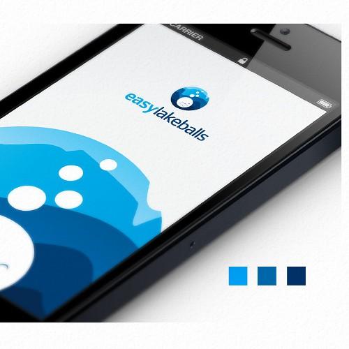 create the next logo for easy lakeballs