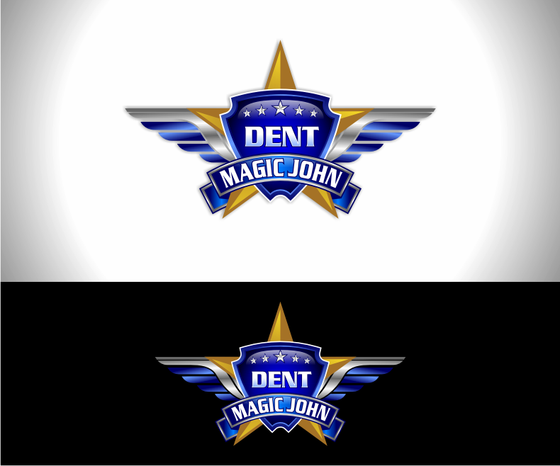 Dent Magic John needs a new logo