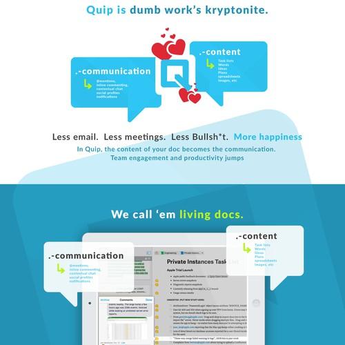Startup Landing