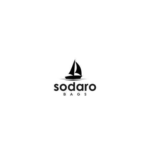 Sodaro Bags Logo Design