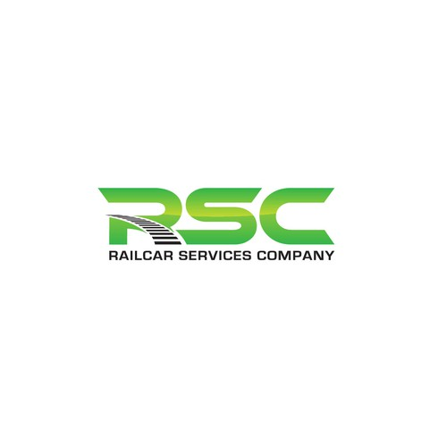 Logo concept for Railcar Services Company