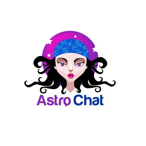 astro chat logo