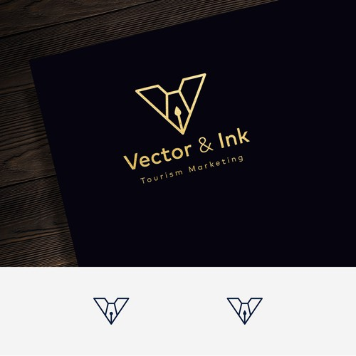 Vector ink
