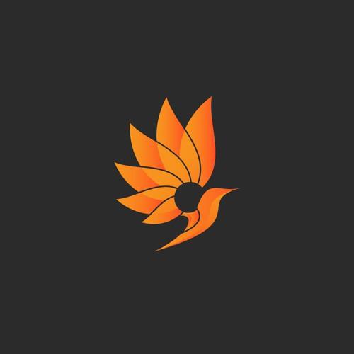 Logo for cannabis farm
