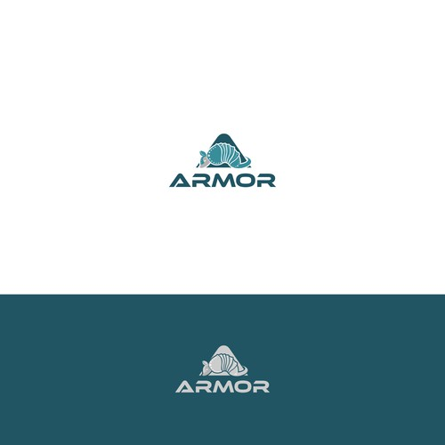 Armor, a cryptocurrency wallet, needs a powerful logo