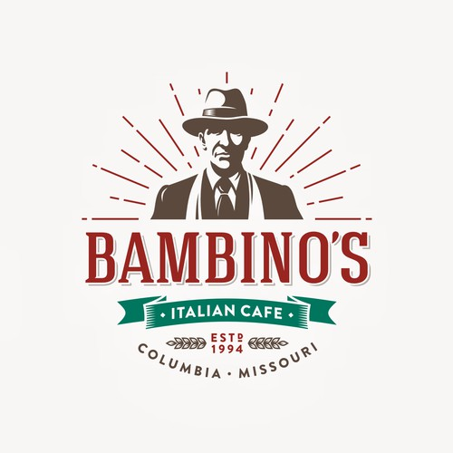 Logo for Bambino's Italian Cafe