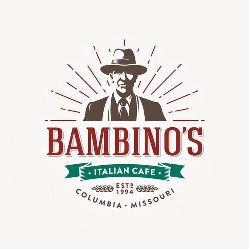 Logo for Bambino's Italian Cafe