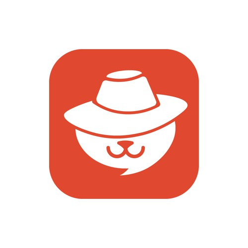 App Icon for Student chat app
