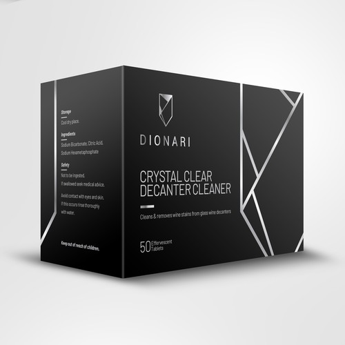 DIONARI Luxurious Stylish Box Design