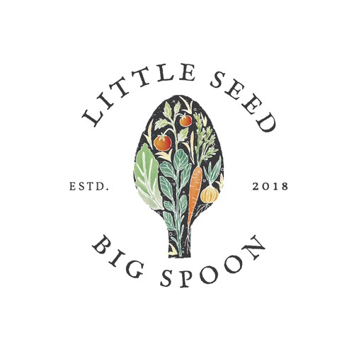 Logo for Little Seed Big Spoon
