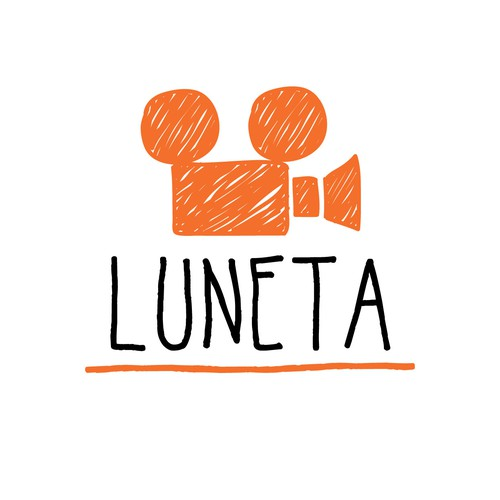 Create a modern and fun logo and visit card for Luneta!