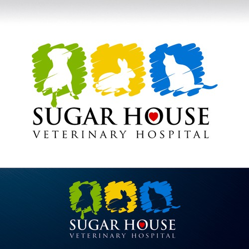 Help the Animals - Sugar House Veterinary Hospital Needs a Great New Logo!
