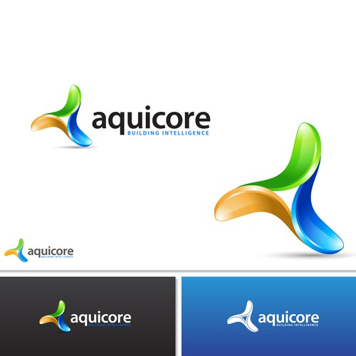 Create the next logo for Aquicore