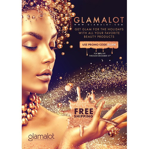 Eblast for Glamlot!