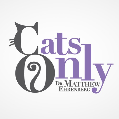 Cats Only - Logo Design
