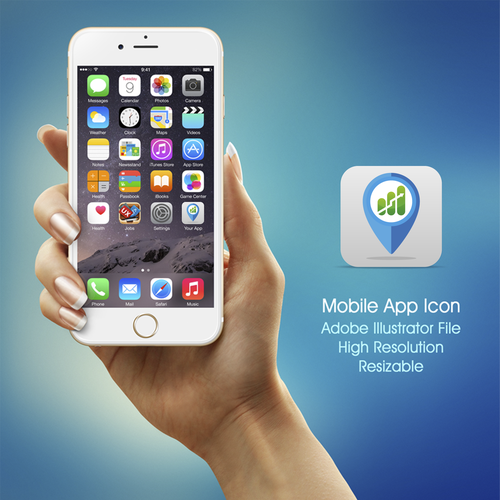 TrackMyWealth Mobile App Icon