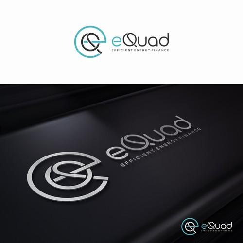 win logo design eQuad