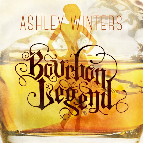 Bourbon Legend:  Album Art for Bluesy Mystery Song