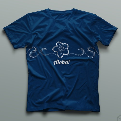 Hawaiian Sperm T-Shirt