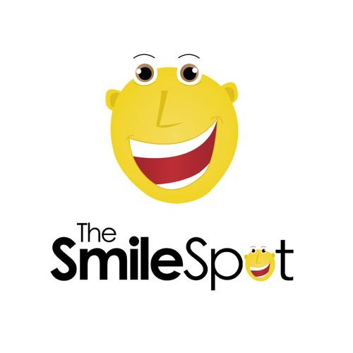 smiley The smile spot