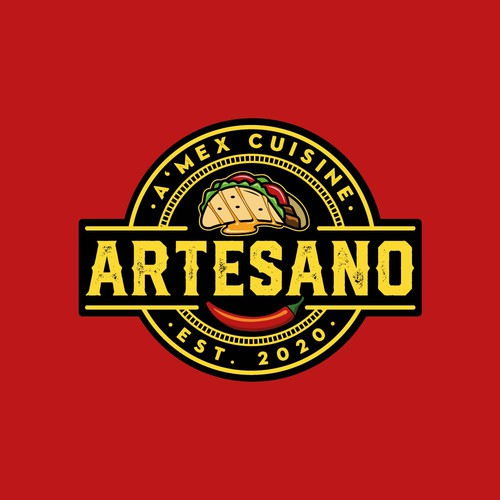 1- 1 project Artesano A' mex Cuisine