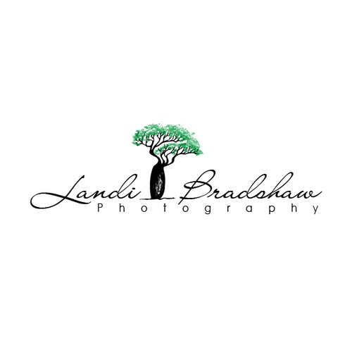 boab tree photography logo