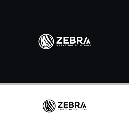 Zebra Marketing - Logo & Branding, more work later!