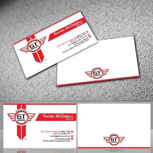 DT HOSES Business card
