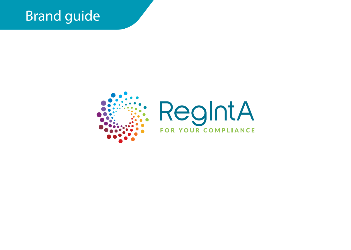 """Brand Guide for project """"RegIntA"""""""
