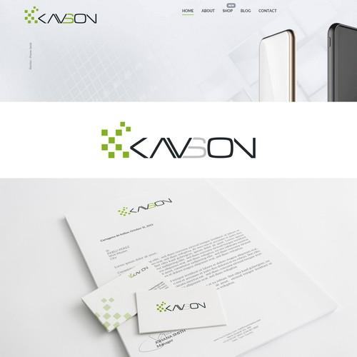kavson company logo