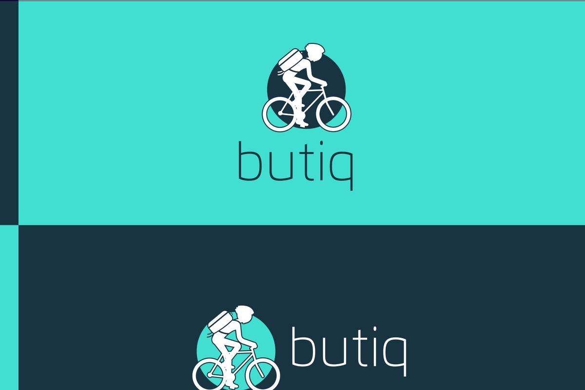 logo for butiq
