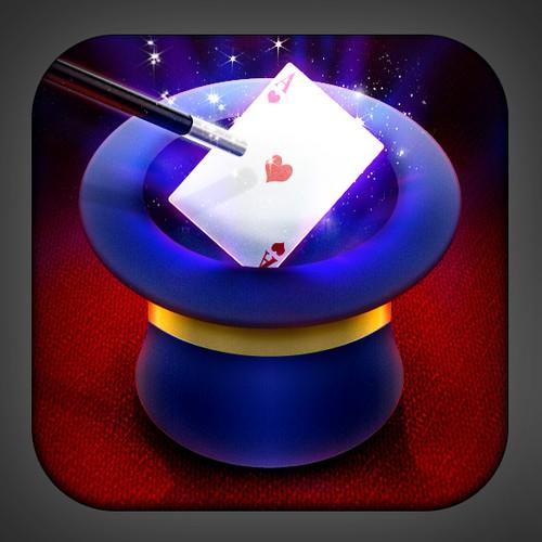 Magic-Tricik iOS App Icon