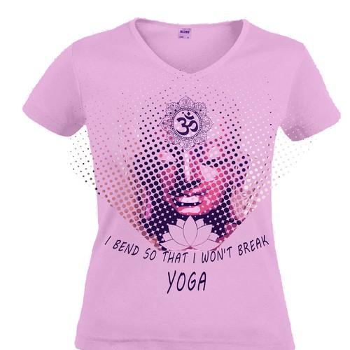 YOGA -Keeps Me From Breaking