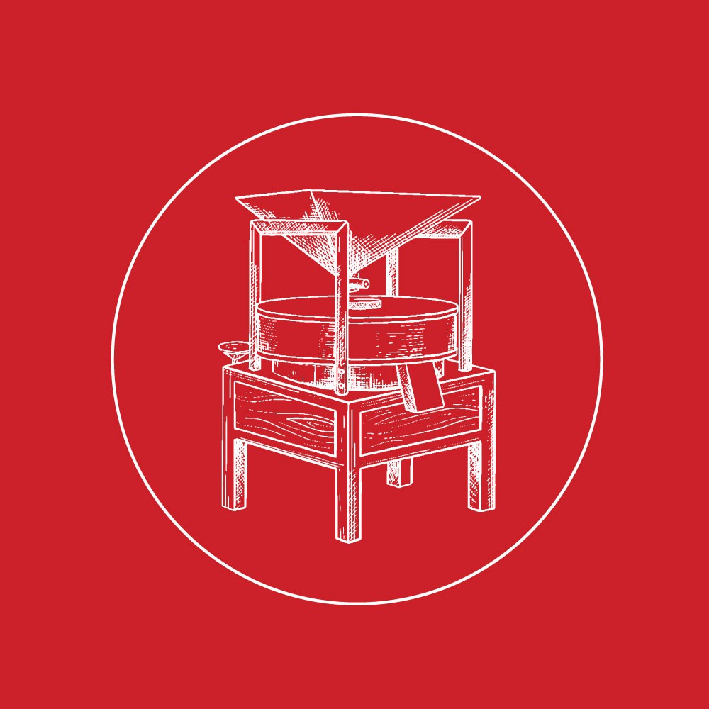 Logo design for The Bagel Mill