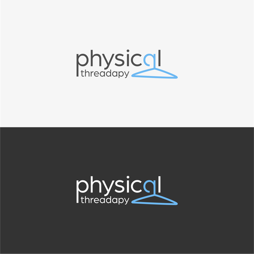 Minimalist concept for Physical Threadapy