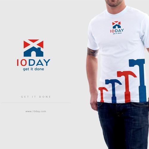 10 day logo