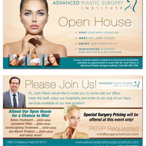 Open House Plastic & Cosmetic surgery practice