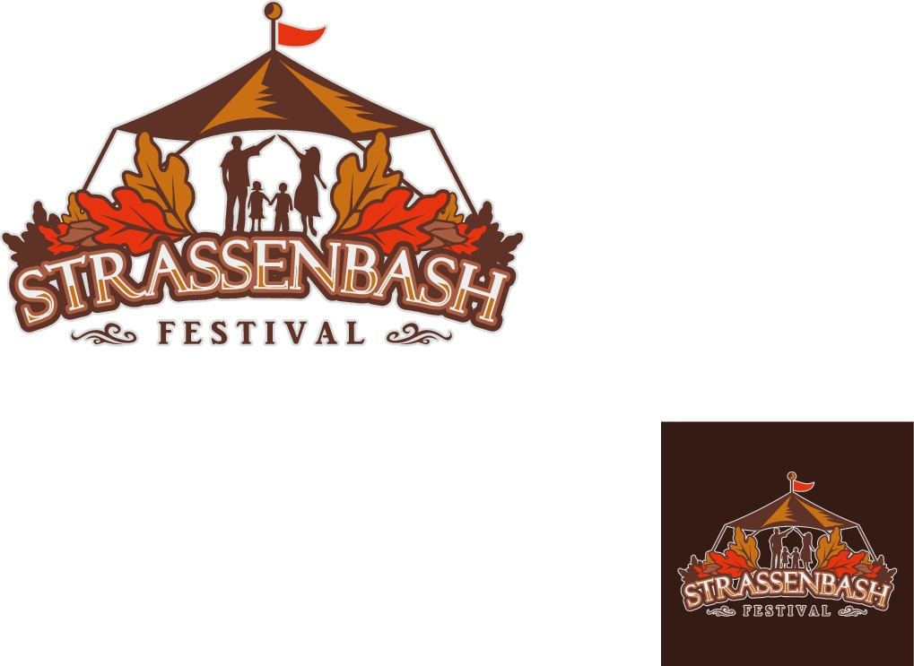 German festival looking for a fun fall logo