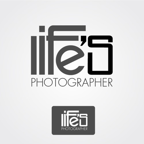 logo for Life's Photographer