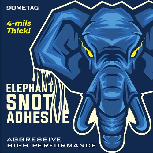 Elephant Snot Adhesive