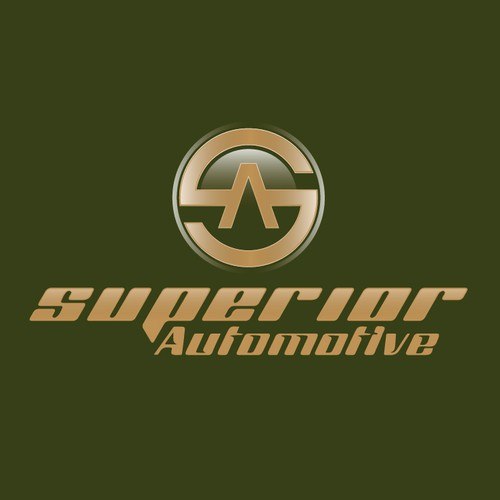 Create the next logo for Superior Automotive