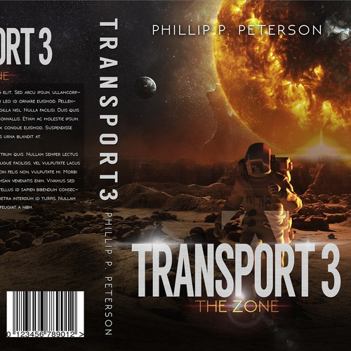 Transport 3 Book Cover