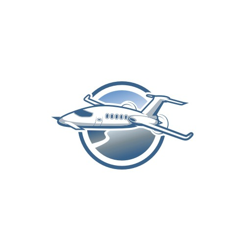 Create a classy, fun , powerful logo for a private air charter club