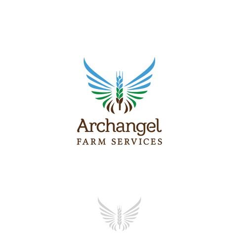 Logo for Archangel farm service