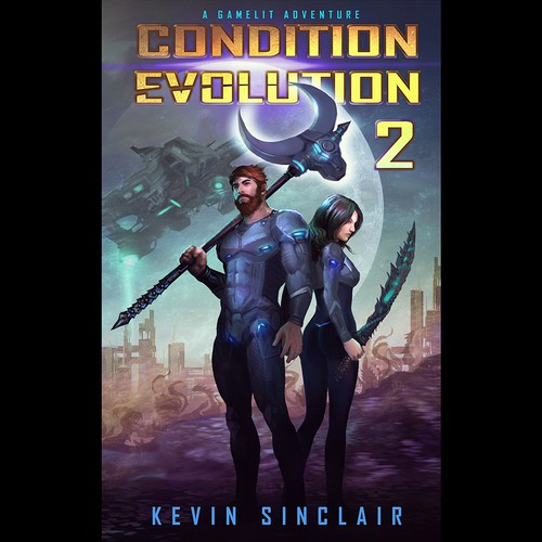 ebook cover- Condition Evolution #2