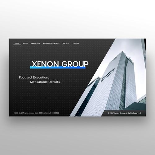 Business Website concepts
