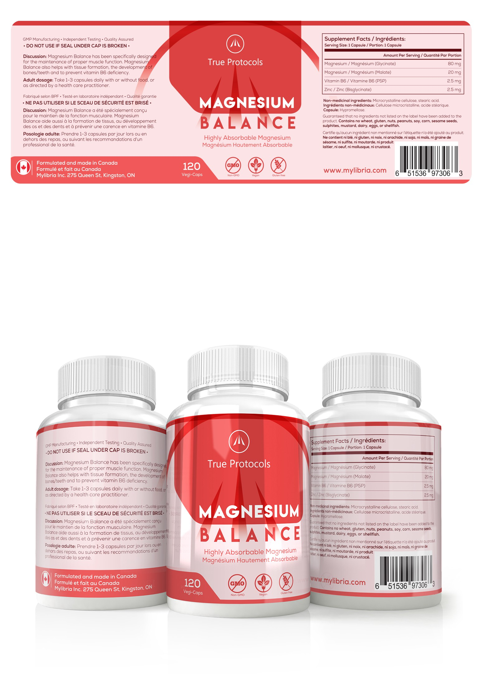 Design a new supplement label template for a health company re-brand