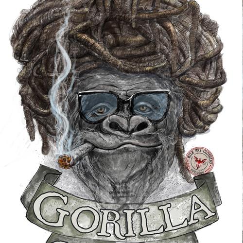 Gorilla Glue strain #4