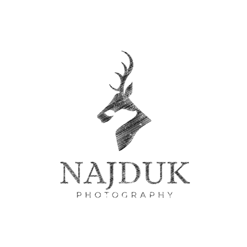Mesmerizing Stag and Doe logo