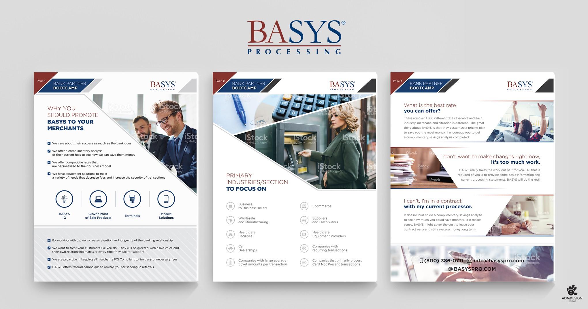 Bank Partner Bootcamp flyer